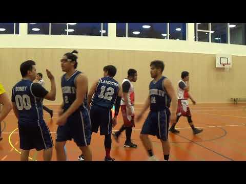 Bicol vs Region IV - Qtr Finals Part 1 of 4