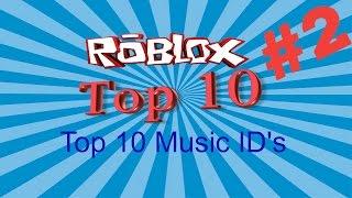 (ROBLOX) Top 10 Dubstep & Trap ID's #2