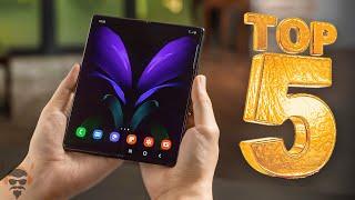 Top 5 Best Foldable Phones In 2020