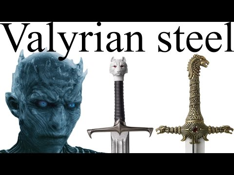 Valyrian Steel: Who Has The Swords That Can Defeat White Walkers?
