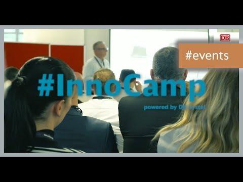 Impressionen und Stimmen vom 1. Innovation Camp des DB Skydeck