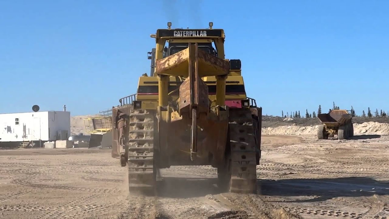 Cat D10r - Year of Clean Water