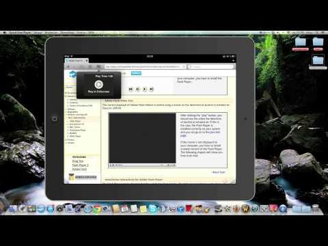 Browser Mit Flash Player Auf Apple IPad & IPhone - TheAskarum