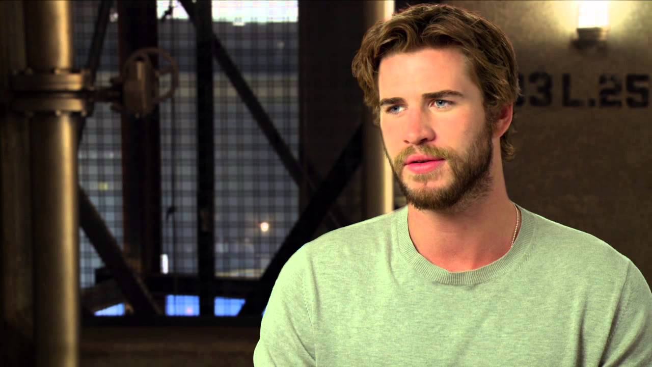 The Hunger Games  Mockingjay Part 1   Liam Hemsworth Gale Hawthorne     The Hunger Games  Mockingjay Part 1   Liam Hemsworth Gale Hawthorne  Interview   YouTube