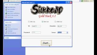 Silkroad Gold Hack 1.2