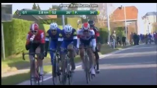 Kuurne Brussel Kuurne 2016 : Final Kilometers