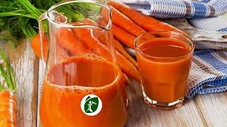 Bebió jugo de zanahoria todos los días durante 8 meses: No podrás creer lo que pasó