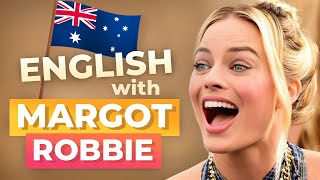 Learn English With Margot Robbie