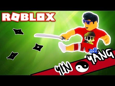 FASTEST NINJA in ROBLOX - Ninja Assassin