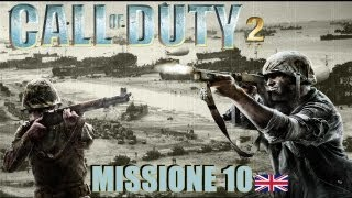 Call of Duty 2: Mission 10 - Operation Supercharge - Gameplay [ITA]