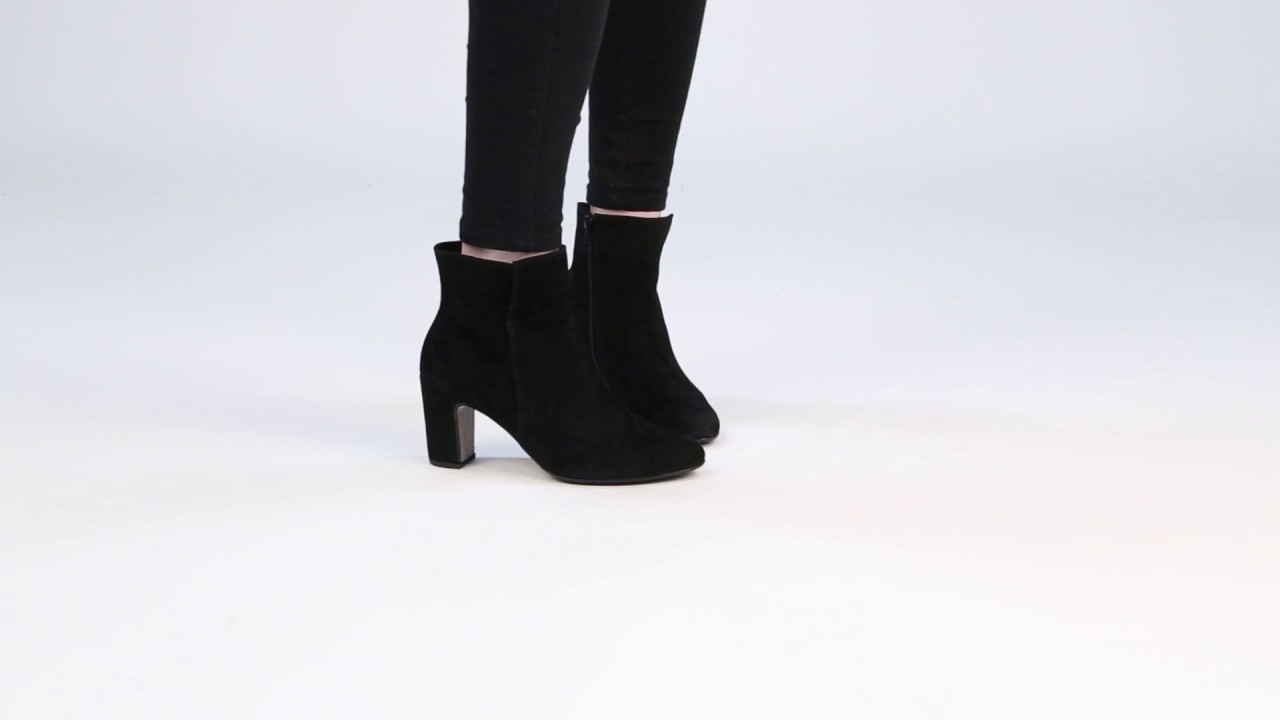 8d1fdaafd41 Becca Ladies Modern Ankle Boots