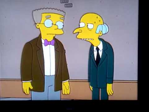 Porn mr burns and smithers anal
