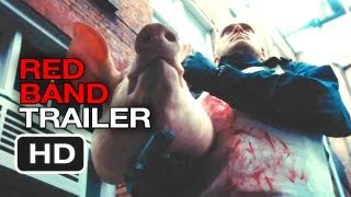 Redirected Official Red Band Trailer #1 (2014) - Vinnie Jones Action Comedy HD