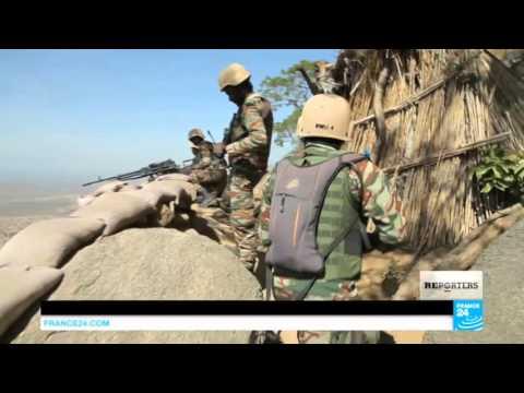 At The Cameroonian Frontline Battle Against Nigeria's Boko Haram Terrorist Group