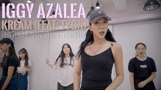 Iggy Azalea - Kream (Feat. Tyga) Rhythmheartz Choreography
