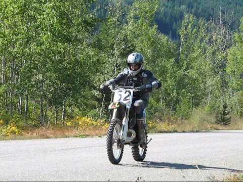 [OC] No Brakes Circle Wheelie Practice : motorcycles