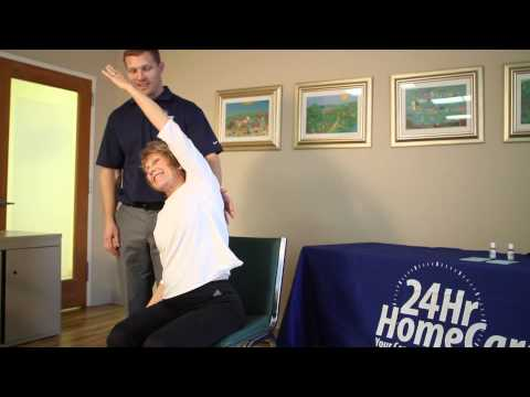 Physical Therapy Exercises for Seniors: Stretching 24Hr HomeCare