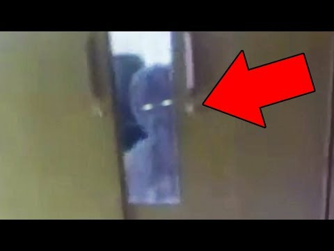 Top 10 SCARIEST Ghost Videos You've NEVER Seen !