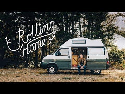 1996 Volkswagen T4 Transporter: The Rolling Home