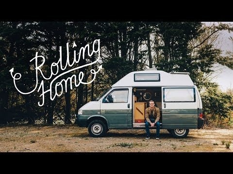 1996 Volkswagen T4 Transporter: The Rolling Home thumbnail