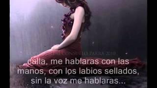 Amanda Miguel - Calla (letra)