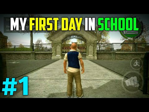 Real Life Open World School Game | Bully Anniversary Edition Gameplay #1