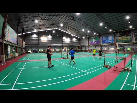 20.01.18 12.30pm Tung's Sport Game 1 Match 2