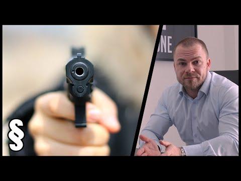 Kopfschuss durch Polizisten | Rechtsanwalt reagiert