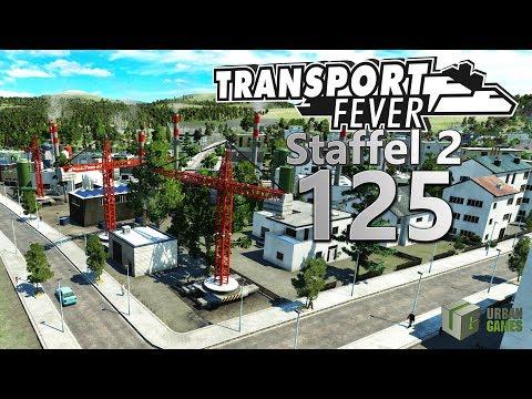 Langsam erweitern 🚆 ► [S2|125] ► Let's Play Transport Fever German