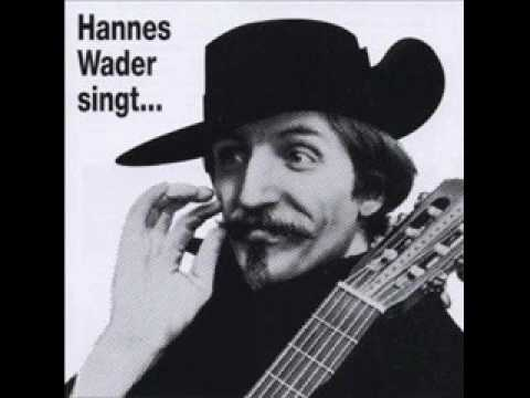 Hannes Wader - Das Loch unterm Dach
