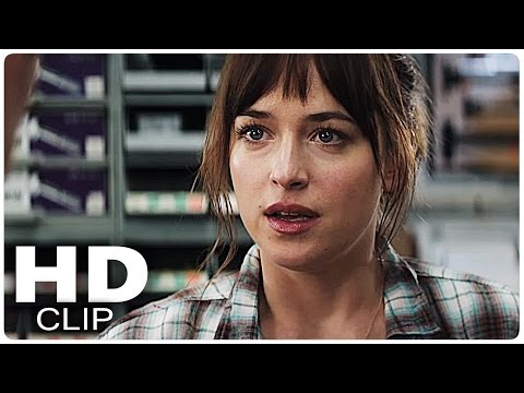 "Fifty Shades Of Grey Film Szene Clip ""Baumarkt"" (Deutsch German)"