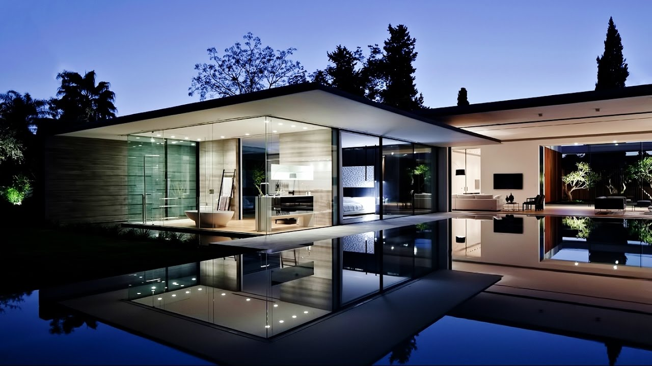 Seductive Modern Contemporary Luxury Residence In Tel Aviv