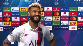 Neymar invades Choupo-Moting interview after ex-Stoke striker nets dramatic late winner for PSG