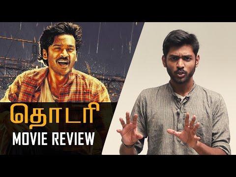 Thodari Review By Behindwoods | Dhanush |...