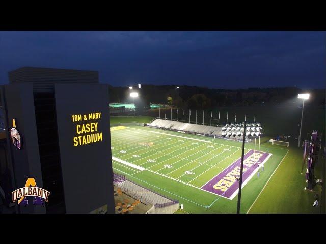 Introducing Tom & Mary Casey Stadium!