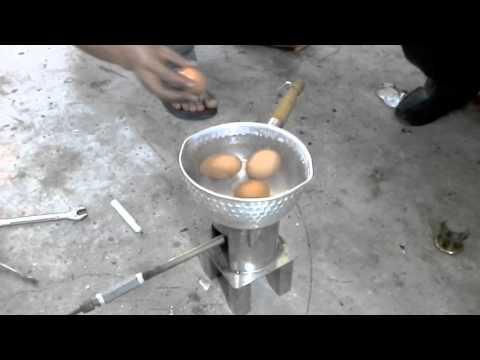 Kompor HHO Hidrogen Bebahan baku air  By wattech