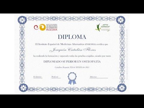 Cómo hacer un diploma en Word 2016