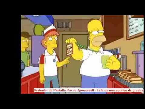 Homero Simpson Acceso Total By Alberto A