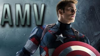 AMV/FMV: Captain America | Not Gonna Die (Skillet)