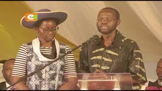 Christabel Ouko amezikwa nyumbani kwake Koru, Kisumu