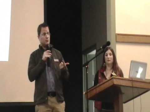 Power Past Coal - Matt Krogh & Lindsay Taylor - Ways of Whales 2012