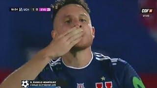 Download Video Universidad de Chile vs Everton 1-0 GOL Á.HENRIQUEZ MP3 3GP MP4
