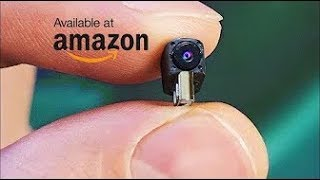 9 COOL SPY GADGETS Available On Amazon & Online  Gadgets