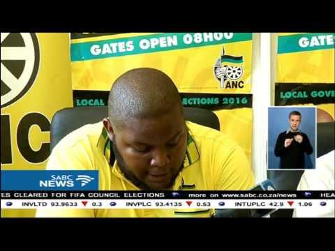 ANC NEC will not discuss Lungisa's status
