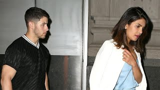 Priyanka Chopra and Nick Jonas Enjoy Date Night in NYC