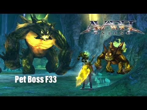 AVABEL ONLINE : Pet Boss F33