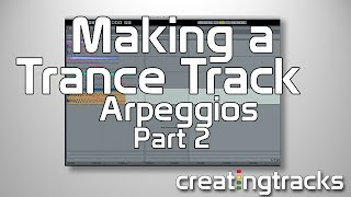 Trance Arpeggios - part 2