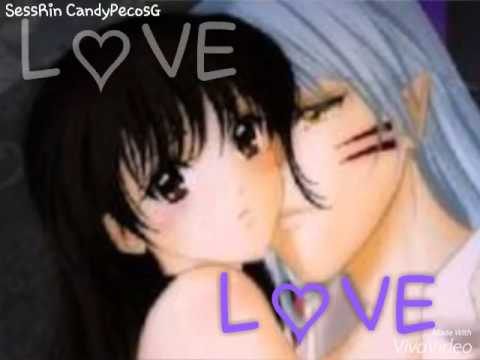 Sesshomaru and Rin AMV {I believe in love ♥ Lily Collins}