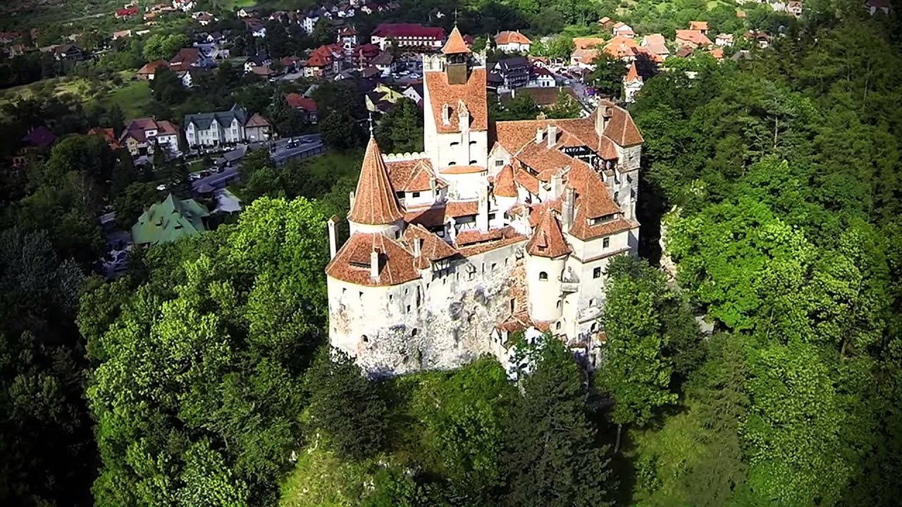 bran castle youtube