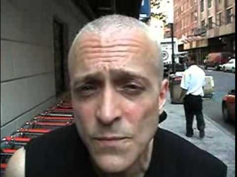 Preston Heyman on Evans Drumheads, Interview N Y C